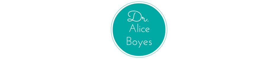 Dr Alice Boyes – Blog